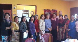 National Pres Women Board and CHE Women