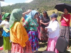Our partner CHE Team based out of the Tarahumara Mission Hospital share this testimony with us.