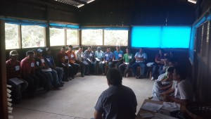 Adolfo Leon A.C. sharing CHE Vision Seminar to the Lenca People in Honduras. In 2015 the Church of God took a TOT1 to each one of their five territories. Those leaders will be multiplying to their area of influence, over 1,200 churches to reach. Pray they will develop Teams of trainers.
